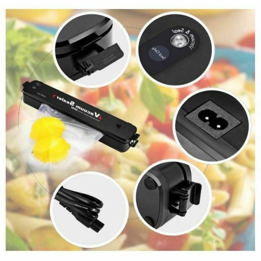 Commercial Food Saver Sealer Seal Meal Sealing Automatic