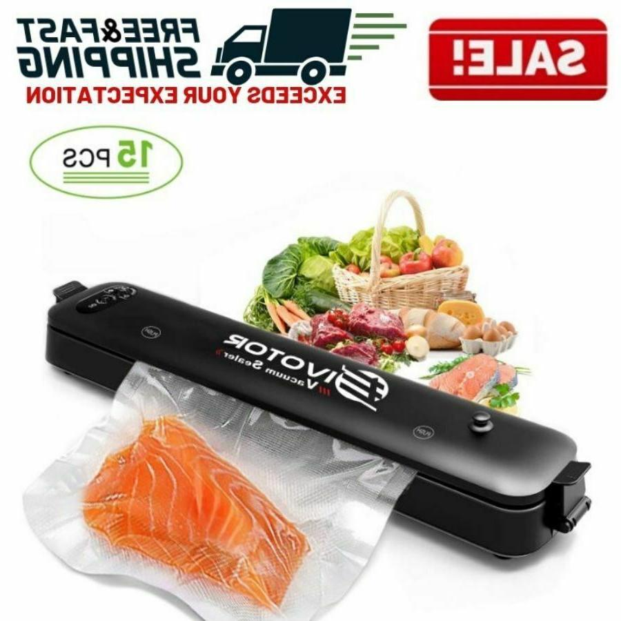 commercial food saver vacuum sealer machine seal