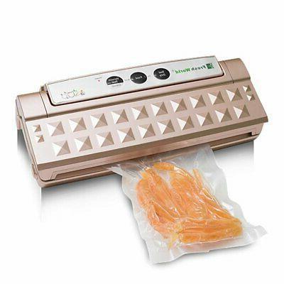 Commercial Food Saver Sealer Meal Foodsaver System