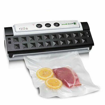 commercial food saver vacuum sealer machine seal