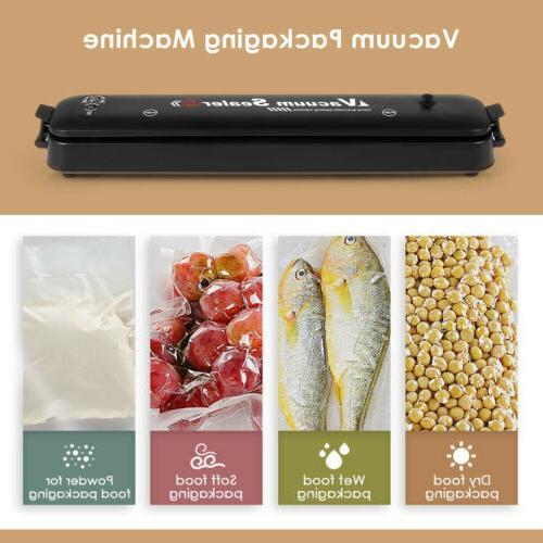 Vacuum Sealer Machine Automatic Food Sealer Sealing System F