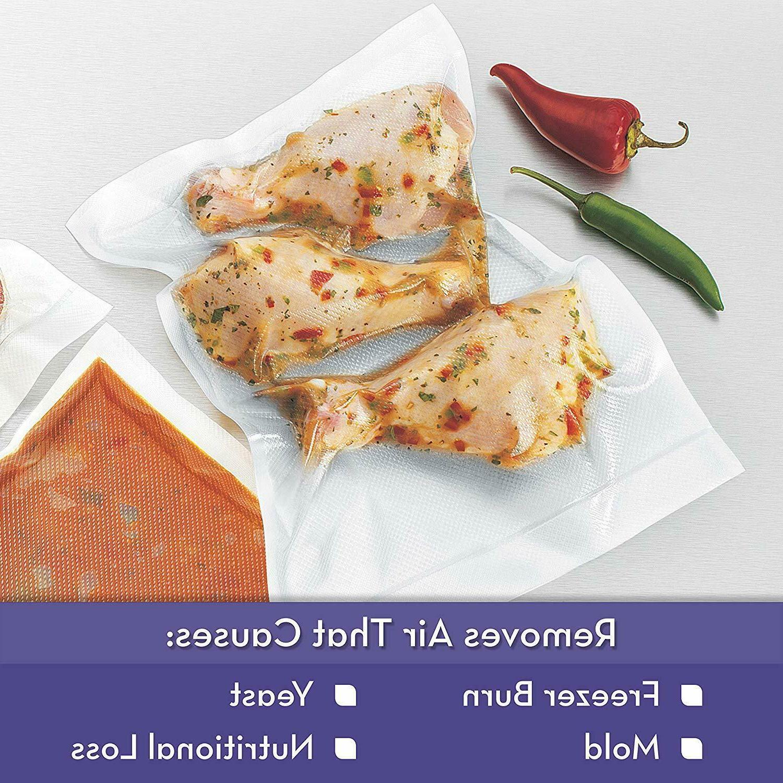 Commercial Food Vacuum Sealer Machine Seal Meal Sealing