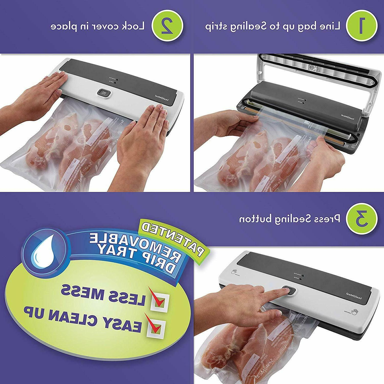 Commercial Food Saver Sealer Meal System