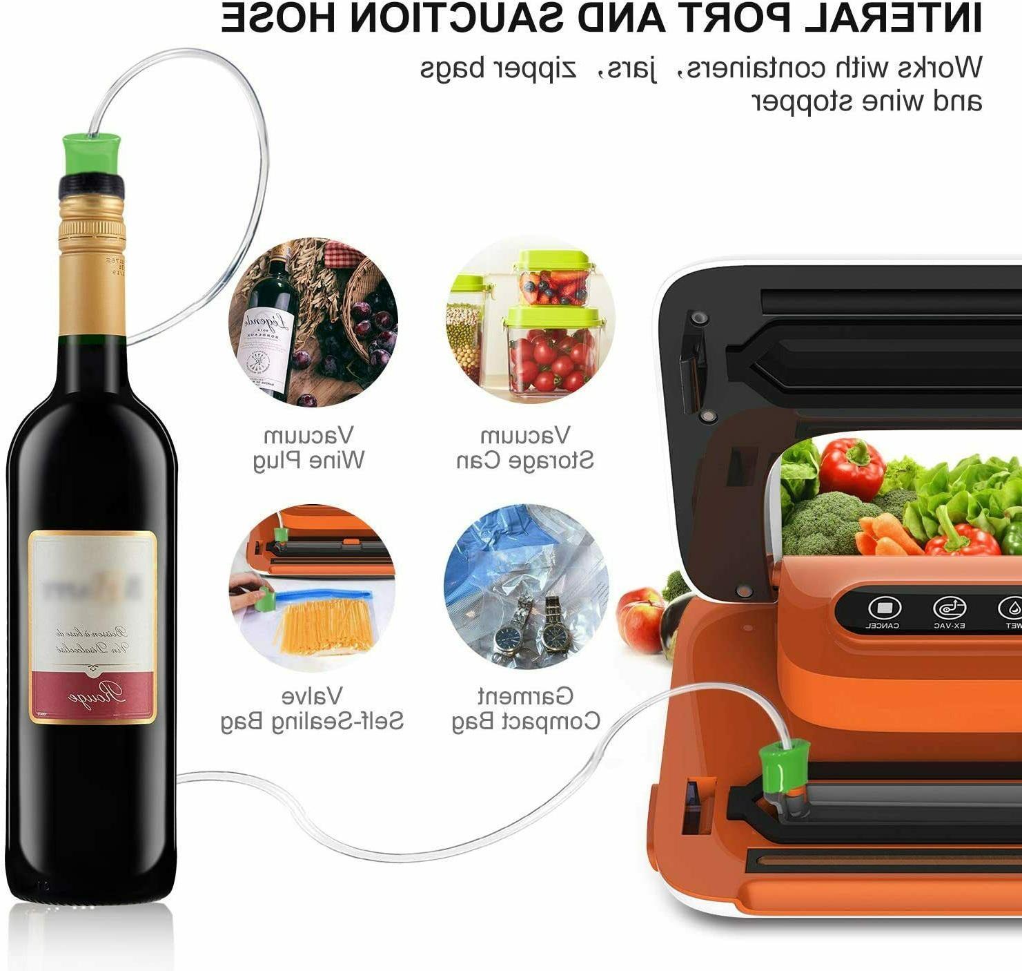 Commercial Saver Sealer Machine Seal Meal Foodsaver System