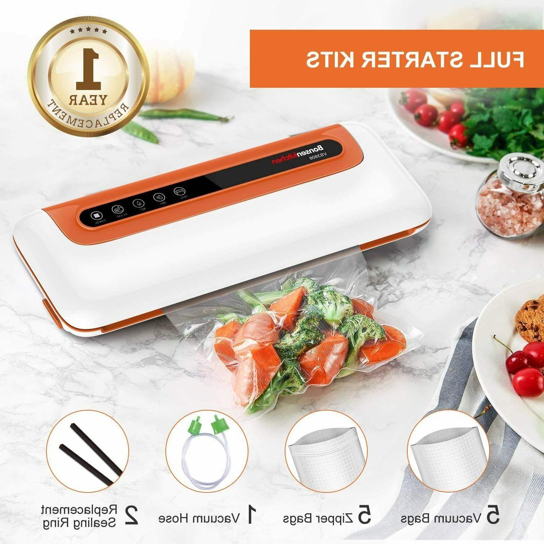 Commercial Food Sealer Machine Meal Foodsaver Sealing System