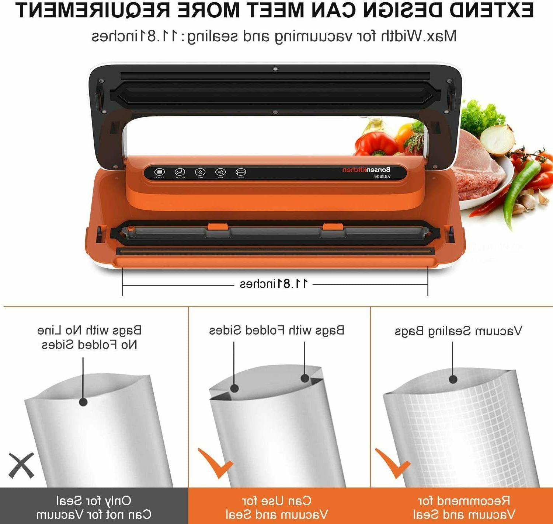 Commercial Sealer Machine Meal Foodsaver System