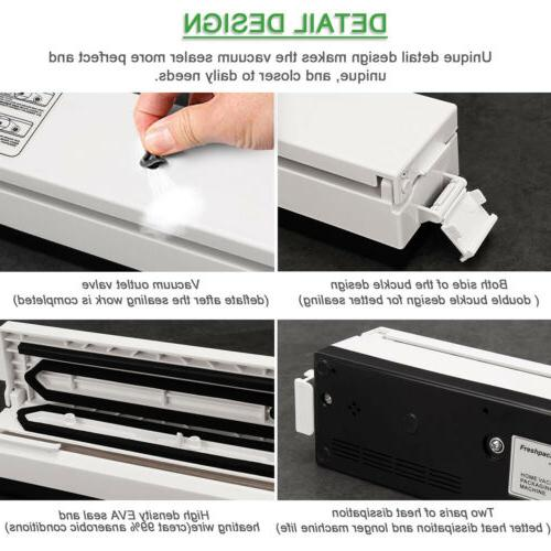 Commercial Food Sealer A Meal Machine Foodsaver Sealing