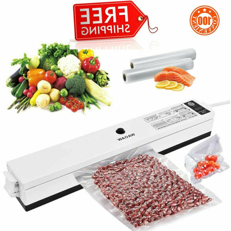 Commercial Sealer Meal Machine Sealing