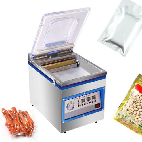Digital Automatic Vacuum Packing Sealing Machine Table Top C