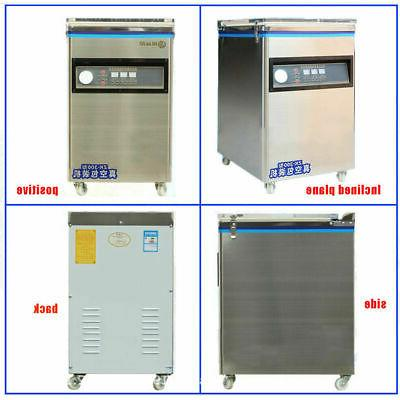 zk-300 Commercial Sealing 800W Chamber Fresh