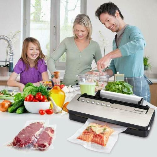 New Food Sealer A Meal Foodsaver 80Kpa