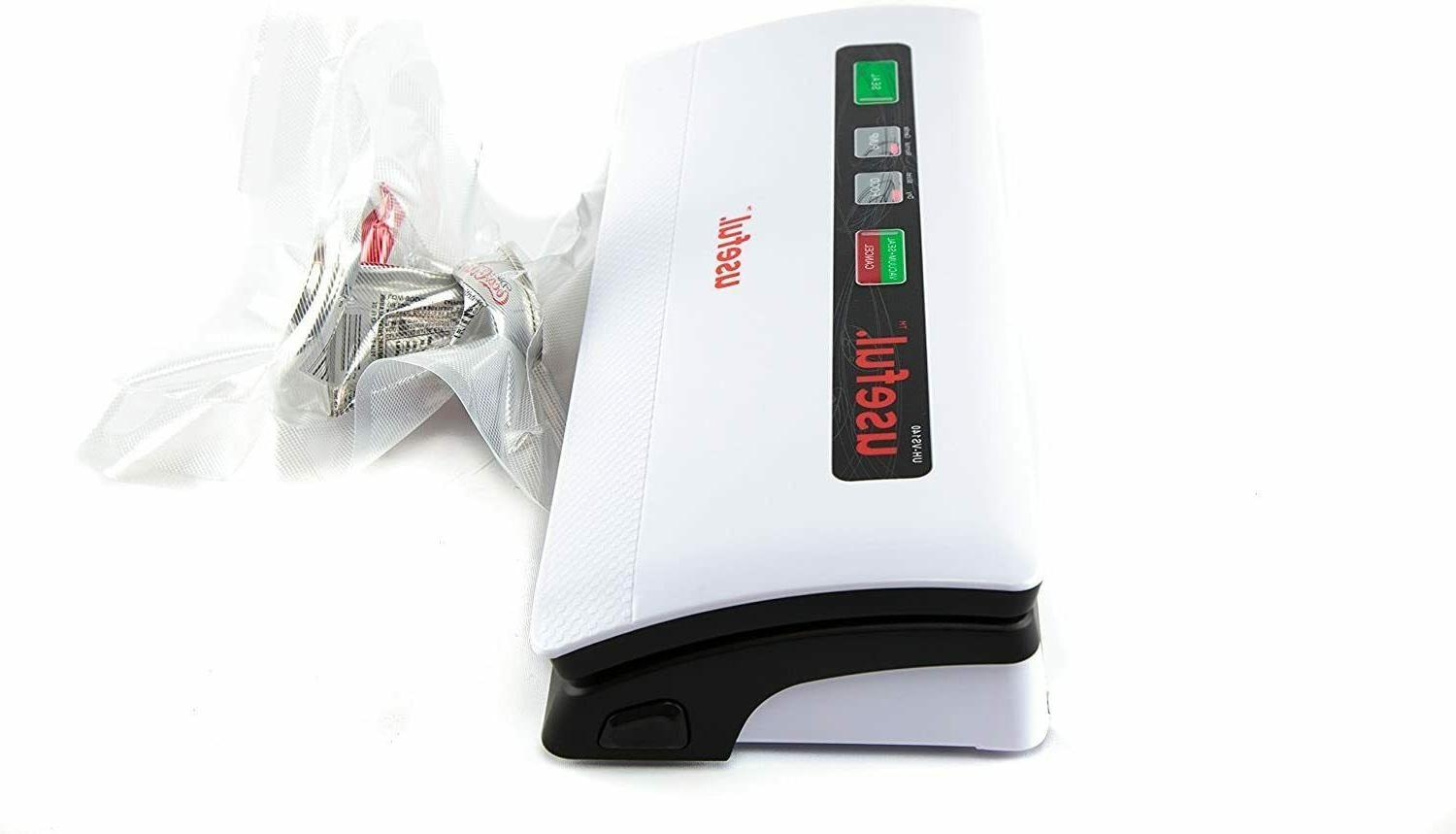 Commercial Sealer Seal Meal Saver System With Free Bags