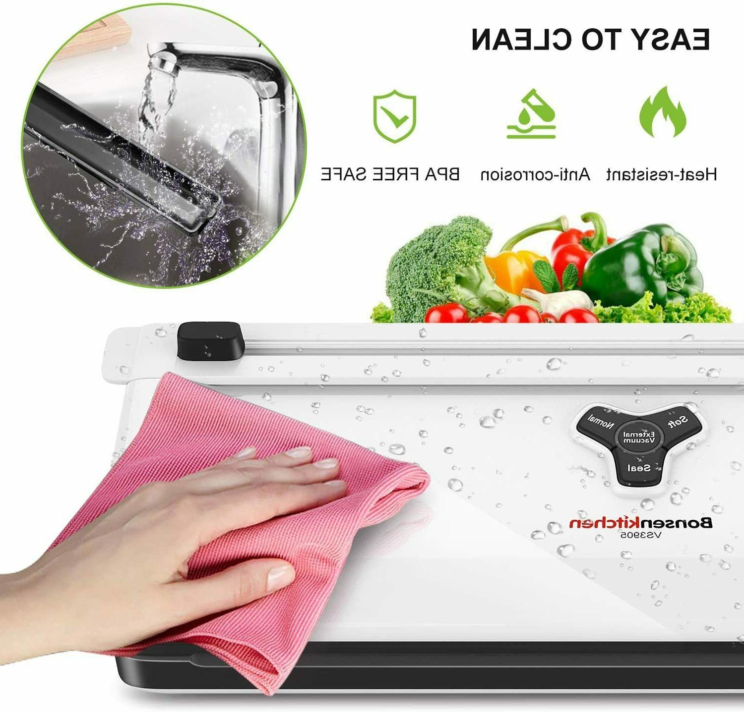 Commercial Vacuum Sealer Seal a Meal Automatic Food