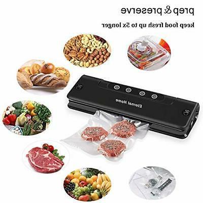 Food Vacuum Sealer Kitchen Meal Sealing Automatic Machine St