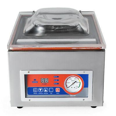Commercial Chamber Tabletop Seal Machine Seal Bar