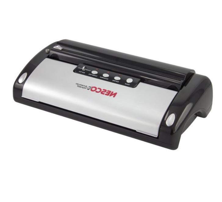 deluxe vacuum sealer black vs 02 new