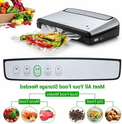 Elechomes Sealer Pro Food Electric Vacuum Sealer System
