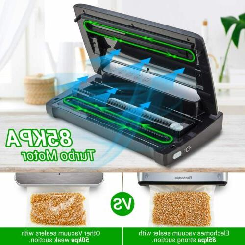 Elechomes Vacuum Food Sealer System