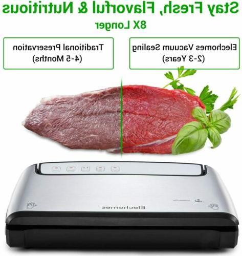 Elechomes Vacuum Food Electric Sealer System
