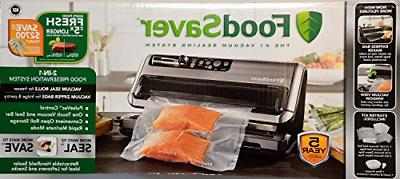 fm5480 vacuum food saver sealing