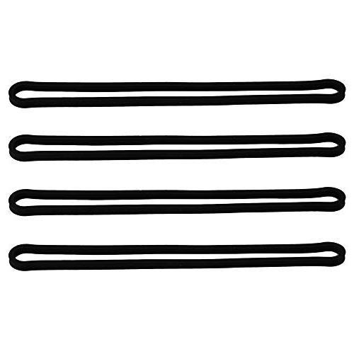4 x Black Vacuum Sealer Gaskets Assembly Replace V2200 V2400 V2800 V3000 V3200