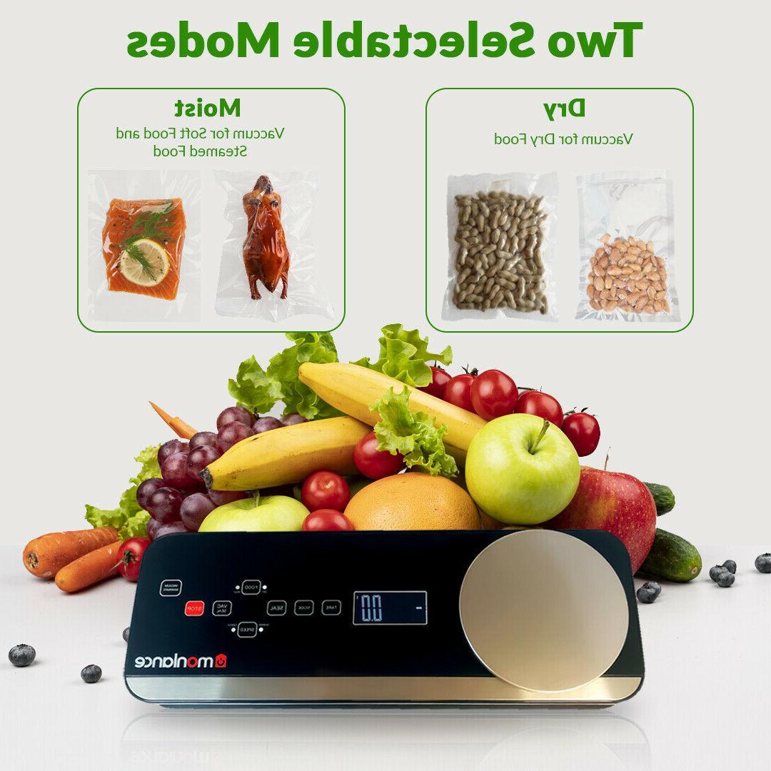 Food Saver Vacuum Sealer Machine Food With Bags