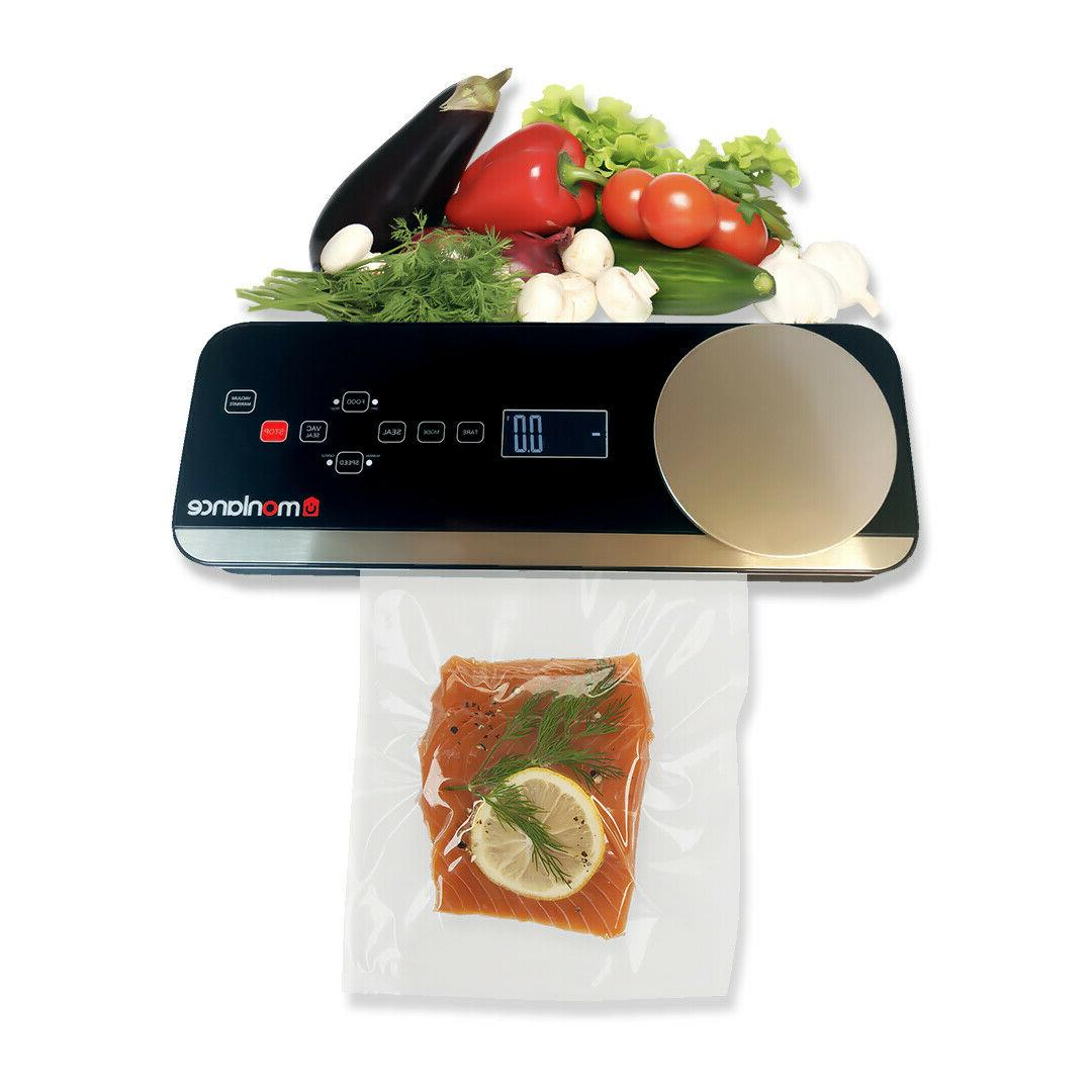 Food Machine Food Preservation With