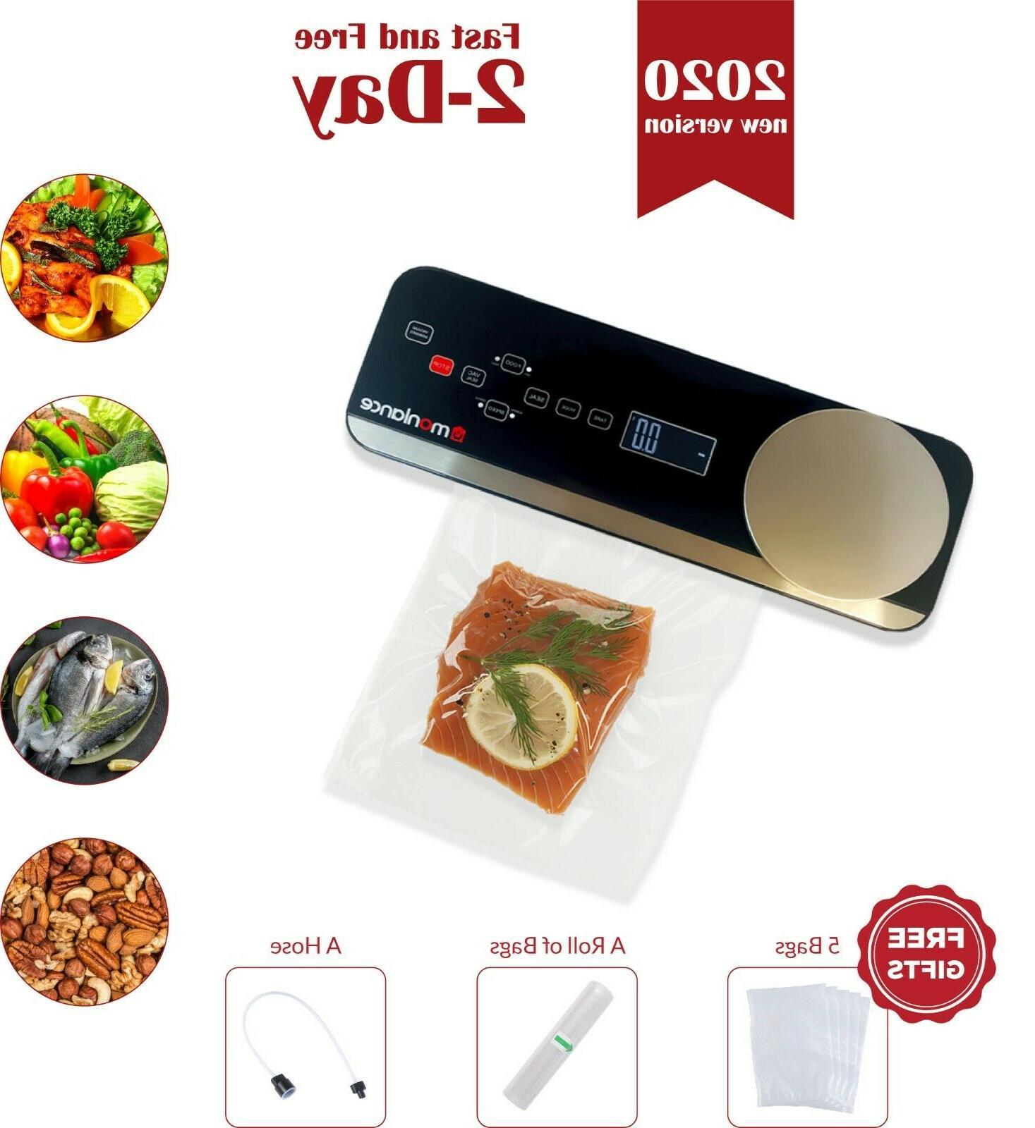 food saver vacuum sealer machine automatic food