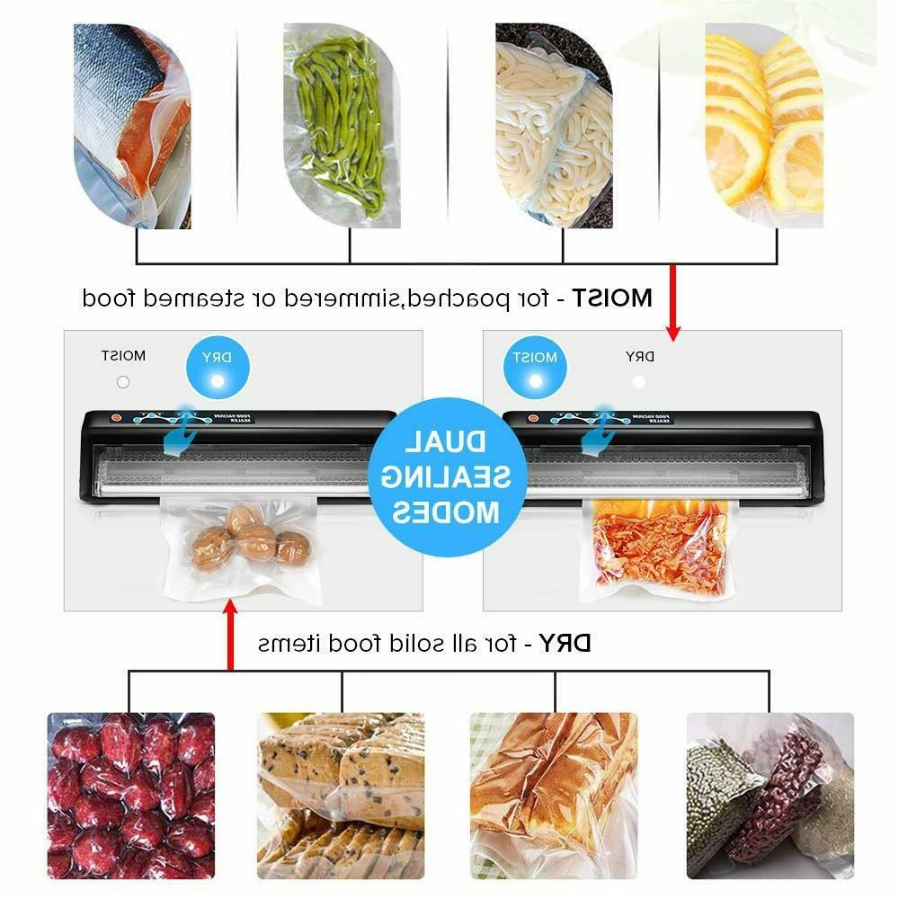 Food Saver Machine Seal A Meal Sealing Heat Easy to Use