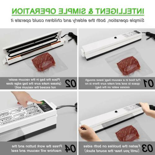 Commercial Food Sealer Seal Machine Foodsaver Sealing System