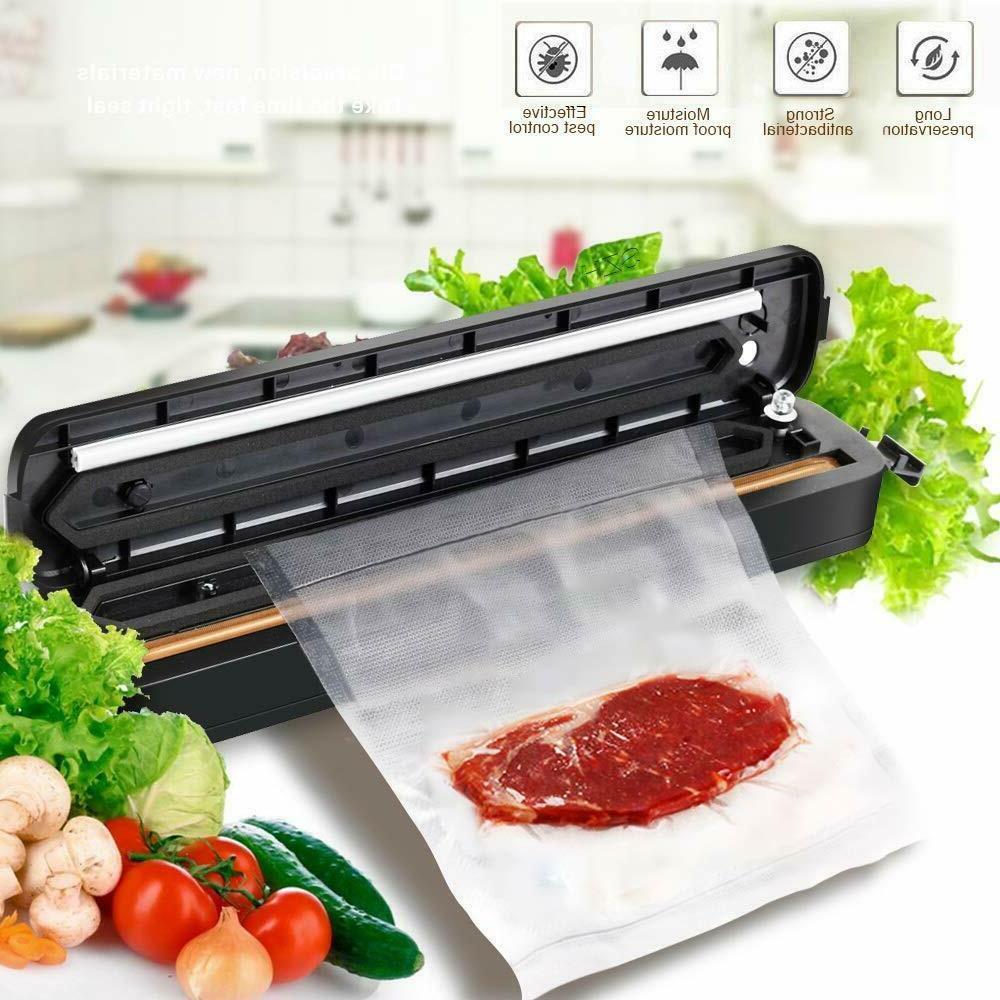 Food Vacuum Seal Meal Machine Foodsaver Sealing System