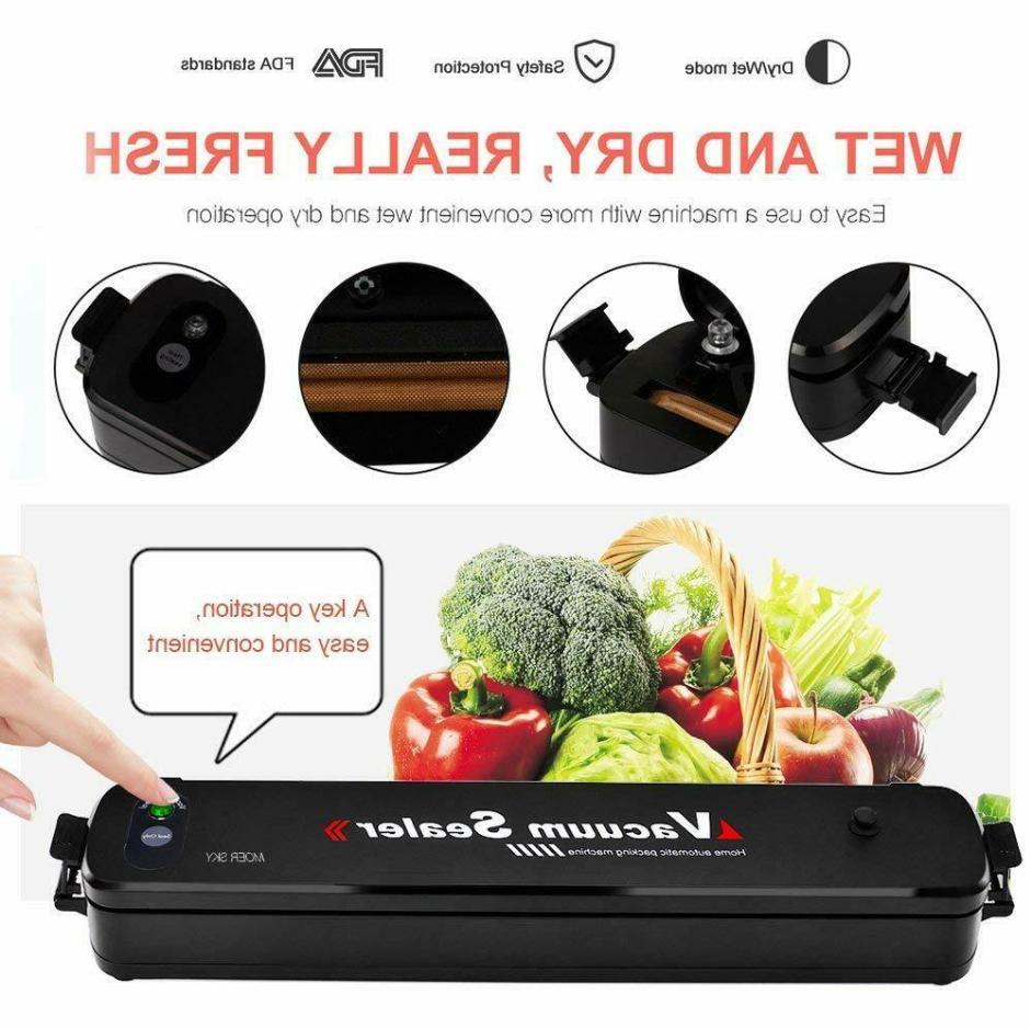 Food Seal Meal Foodsaver System Ship
