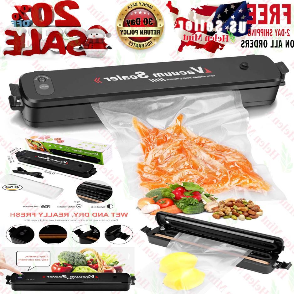 food saver vacuum sealer seal a meal