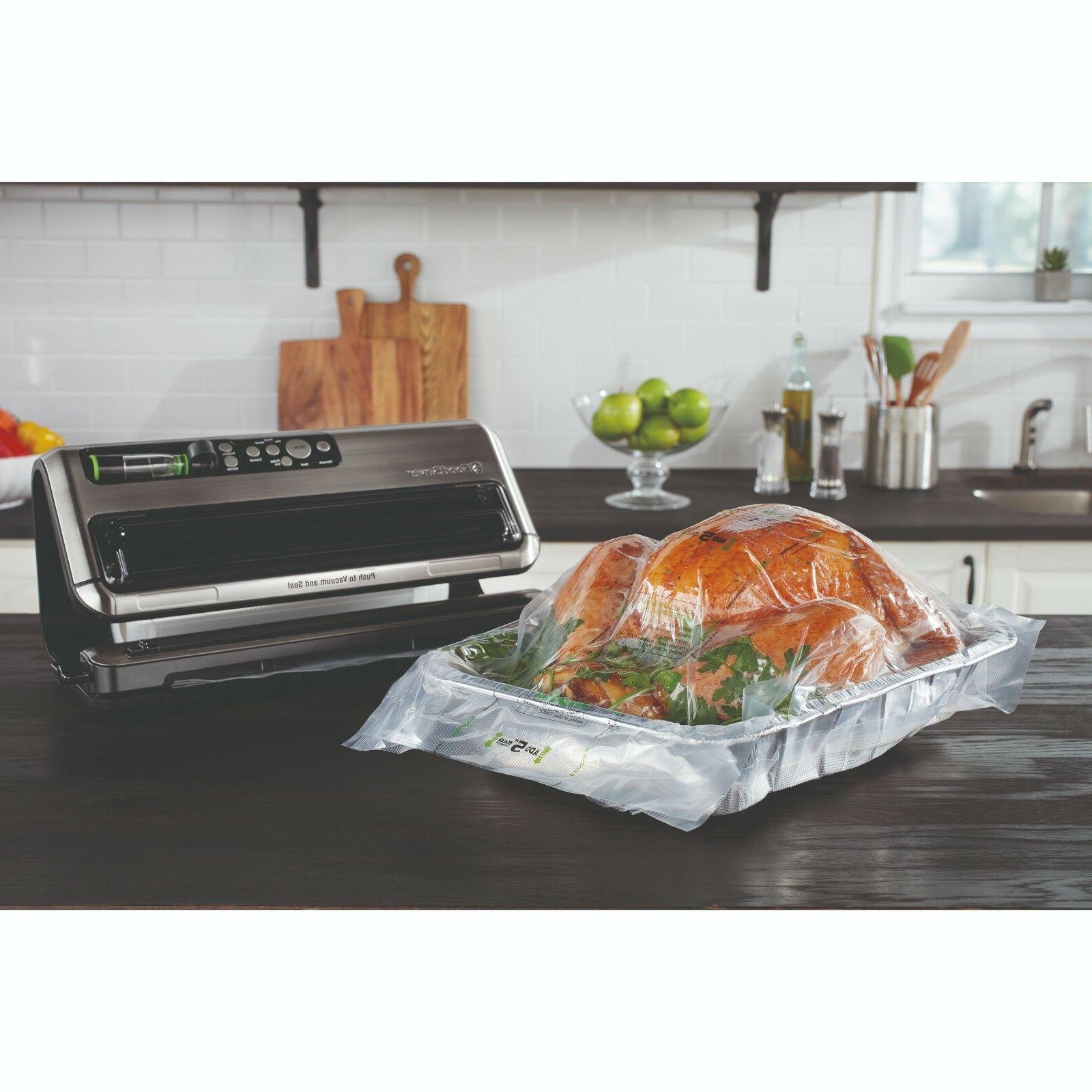 Food Vacuum Foodsaver Machine Bags