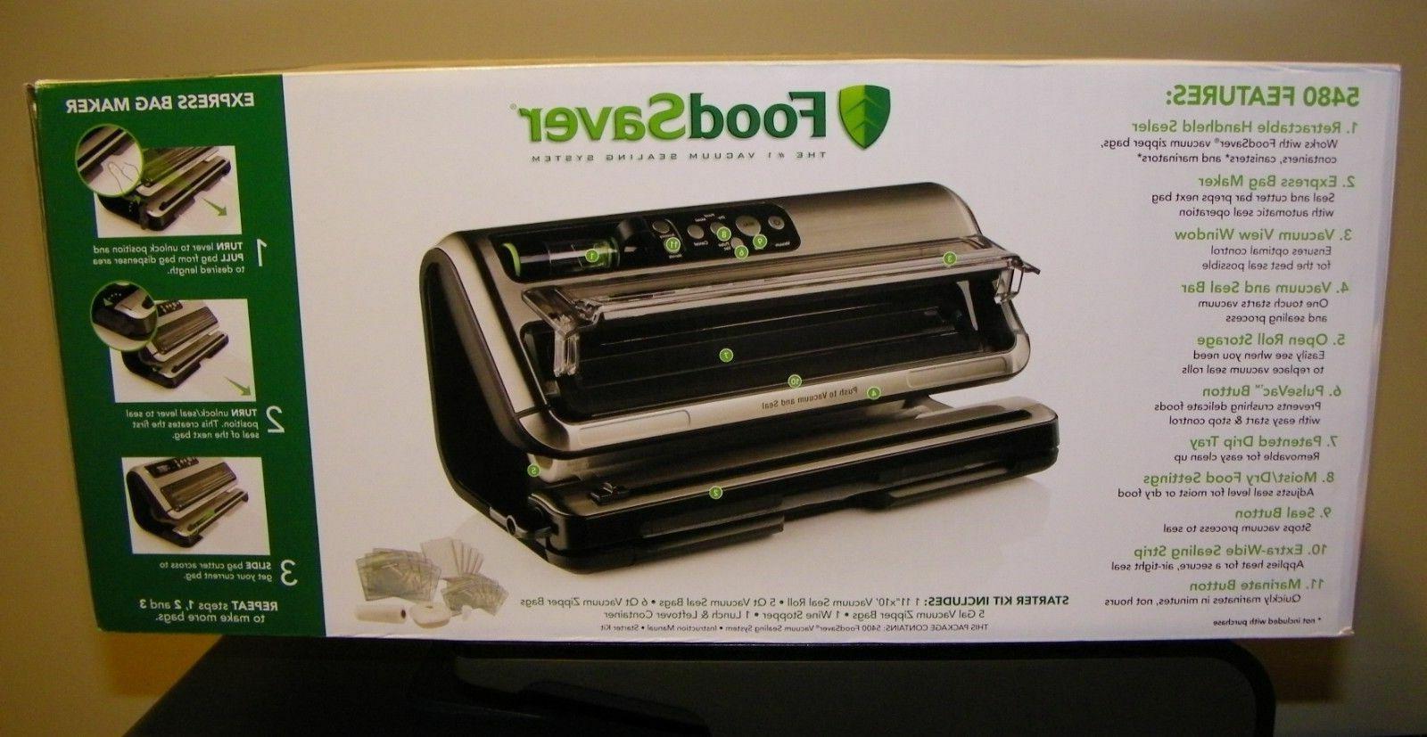 Foodsaver Seal Machine Bags FM5480