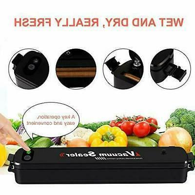 Food Machine Storage Meal Foodsaver+Bags