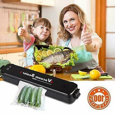 Food Storage Foodsaver+Bags Sealing
