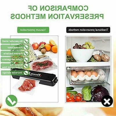 Food Storage Automatic Foodsaver+Bags