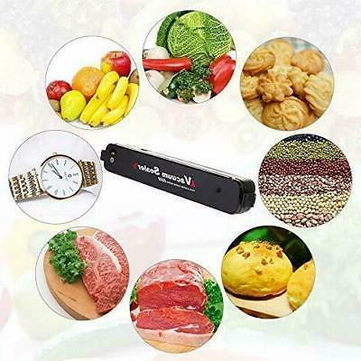 Food Storage Kitchen Foodsaver+Bags Sealing