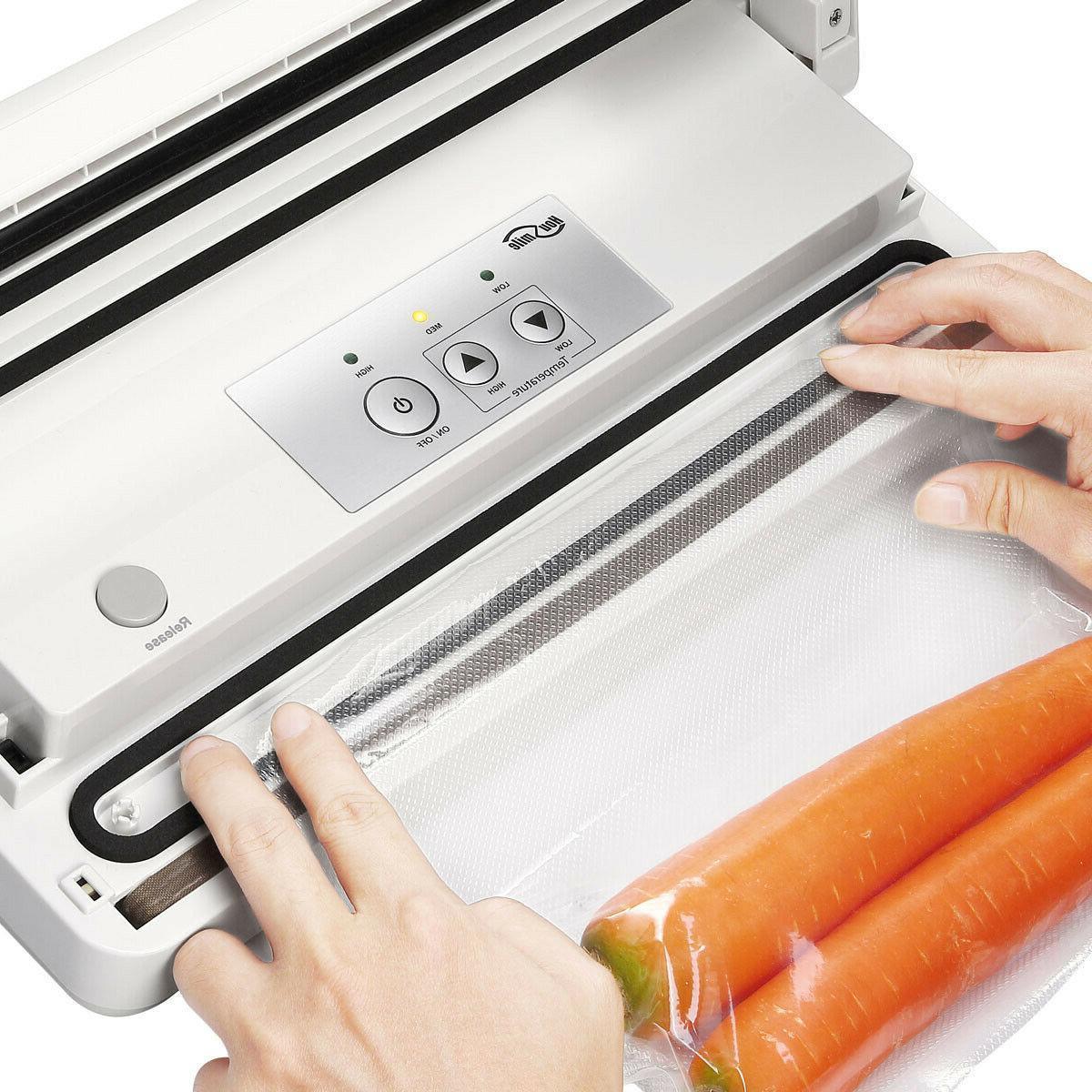 Commercial Food Sealer Machine System +