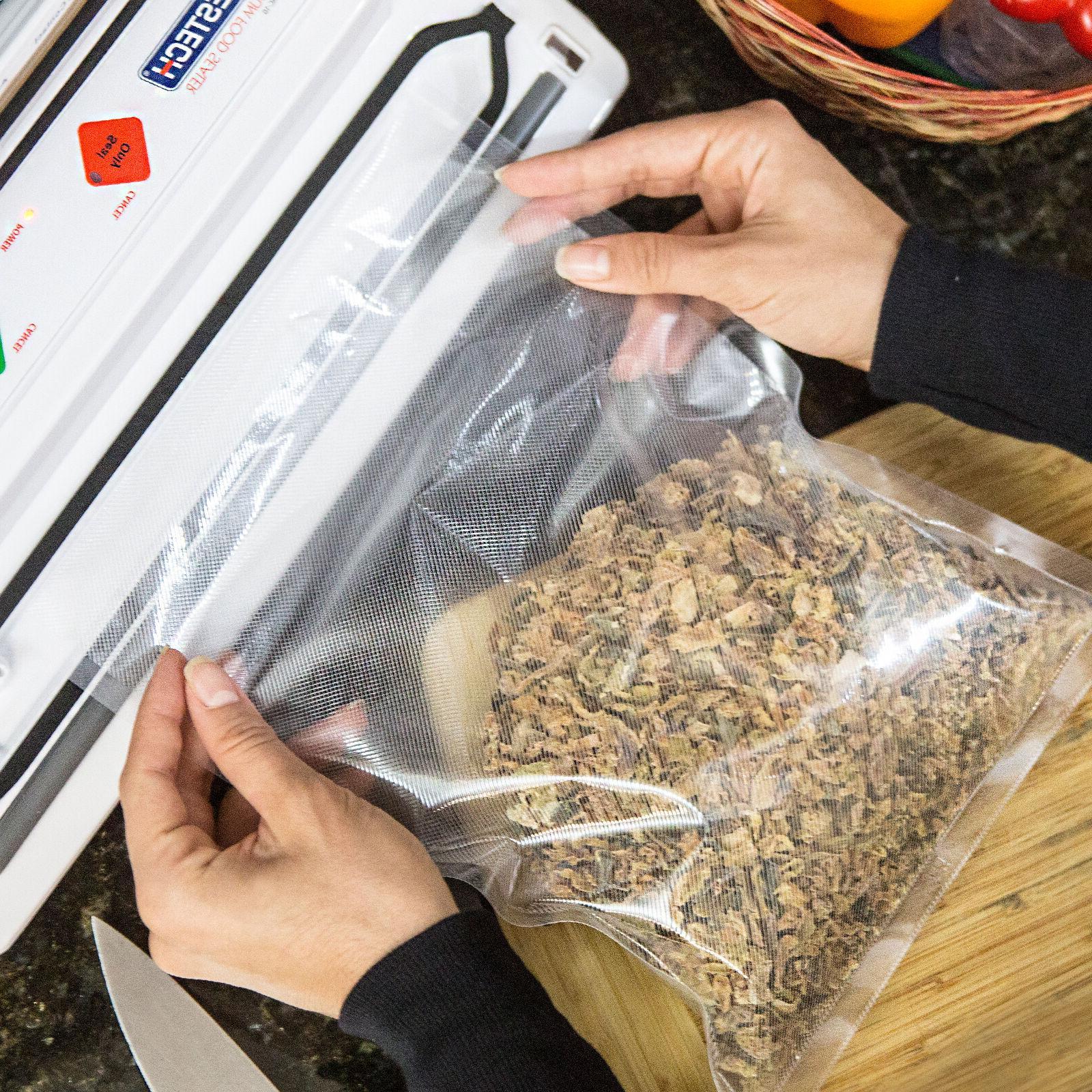 Food Sealer Storage Kitchen Sealing Machine