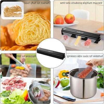 Food Vacuum Sealer Storage Kitchen Sealing Machine