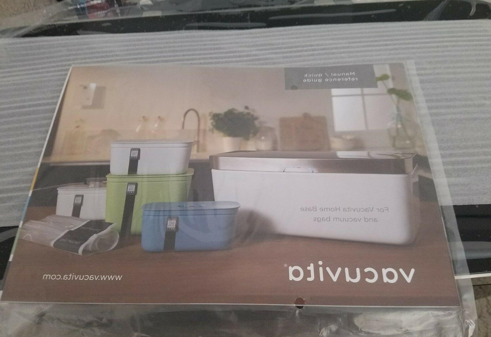 Vacuvita Vacuum System With Bonus Container