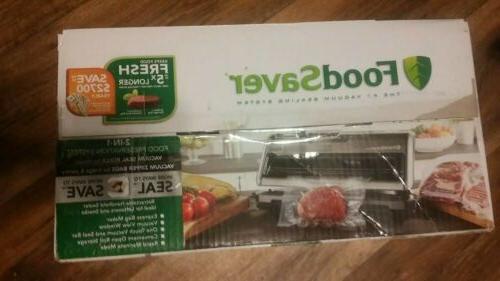 FoodSaver 2-in-1 Vacuum