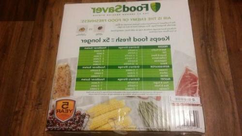 FoodSaver FM-5300-000 Vacuum Sealer