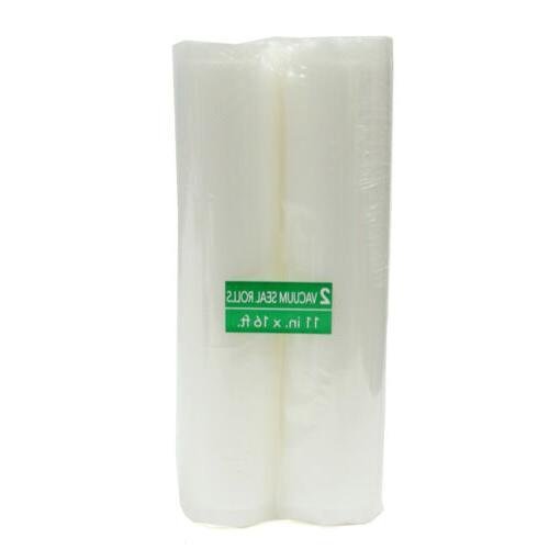 4 Commercial Vacuum Sealer Bags for Food Saver Sous