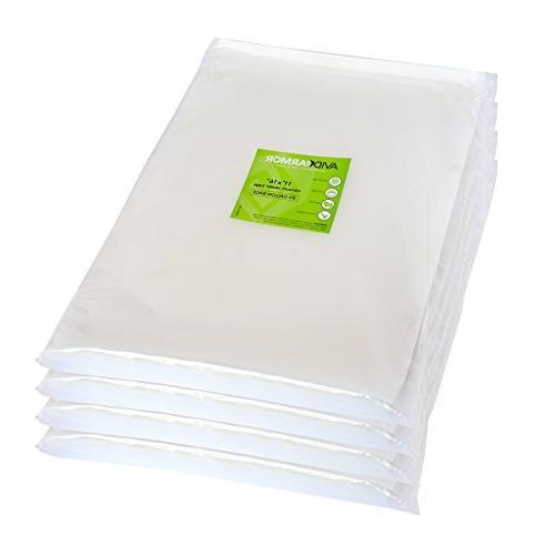 gallon vacuum sealer cut bags
