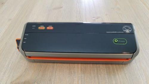 gamesaver outdoorsman vacuum sealing system gm2050