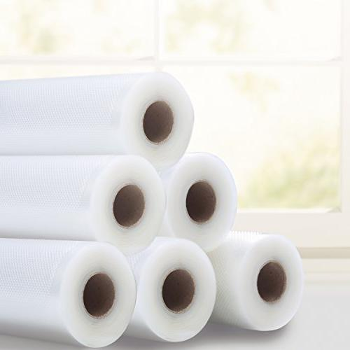 20' Seal Roll BPA-Free Multilayer Construction, 6 Pack