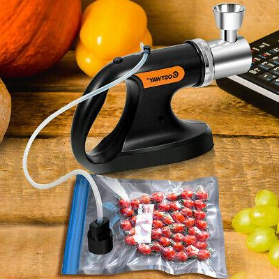 Handheld Cold Smoking Vacuum with USB Cable